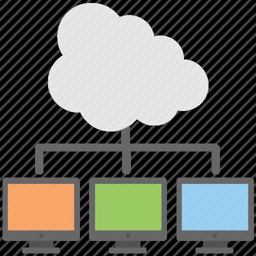 cloud backups, cloud computing network, cloud network diagram, cloud service, cloud storage icon