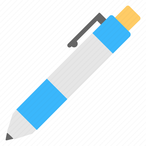 ball pen, ballpoint, pen, pointer, stationery item icon