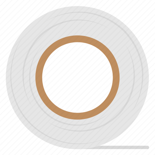 adhesive tape, school supplies, scotch tape, stationery, tape icon