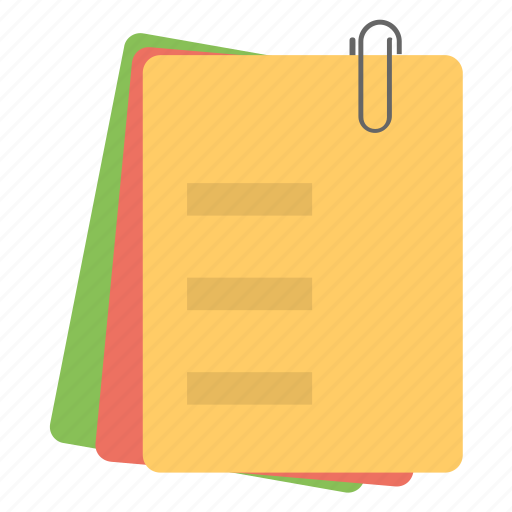 attached documents, attached files, attachment, documents, file annex icon