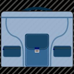 bag, briefcase, office bag, portfolio, shopping, sport icon