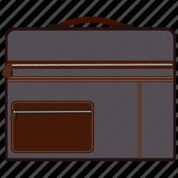 bag, briefcase, office bag, portfolio, shopping icon