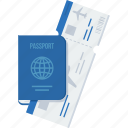 passport, visa, business, card, id, proof, travel