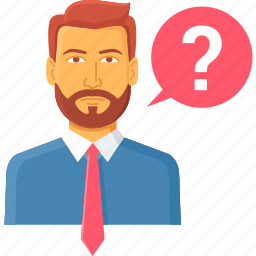 faq, faqs, help, info, information, question, support icon