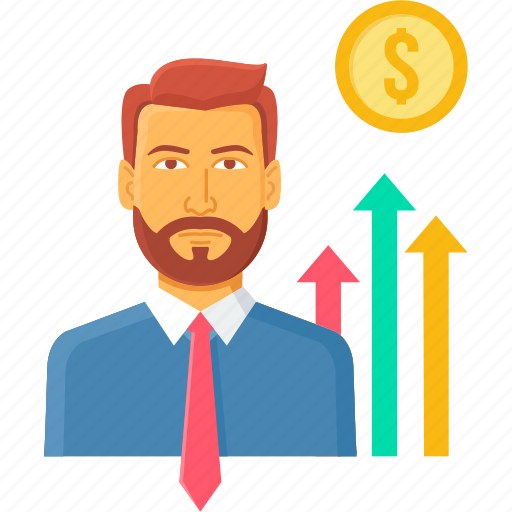 Appraisal, employee, increament, increase, performance, salary icon - Download on Iconfinder