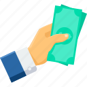 bank, bribe, cash, finance, financial, money, payment icon