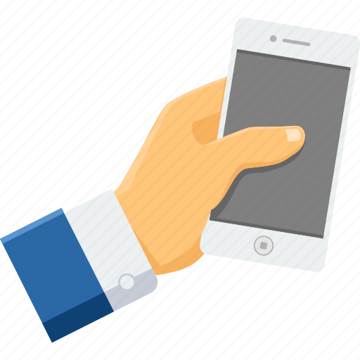 business, call, conference, contact, gesture, hand, phone icon