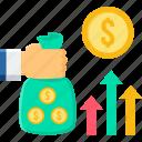 net sales, profit, revenue, sales, sale, analytics, business