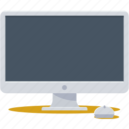 business, computer, desktop, hd, monitor, pc, screen icon