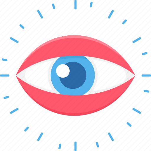 eye, find, search, see, seo, view, vision icon