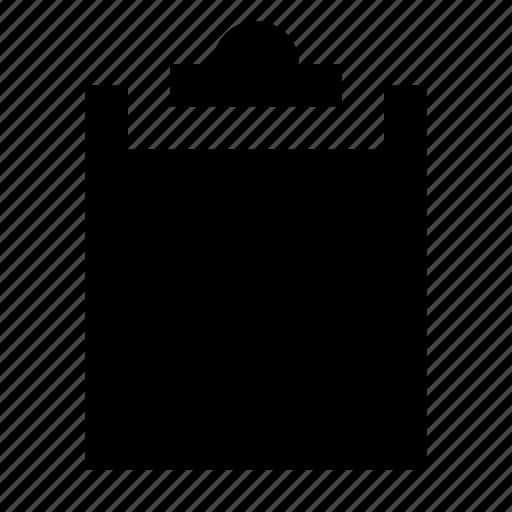 Clip, clipboard, list, note, pad, task, tasklist icon - Download on Iconfinder