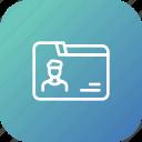 collection, data, detail, employee, folder