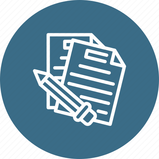 document, file, important, memo, report icon