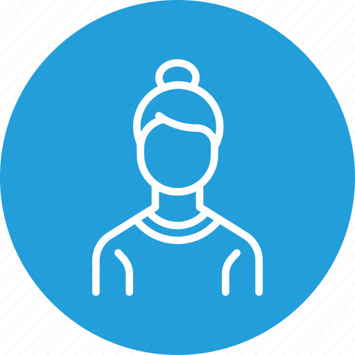 avatar, employee, lady, office, staff, woman, worker icon