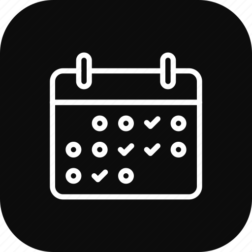calendar, date, management, metting, schedule icon