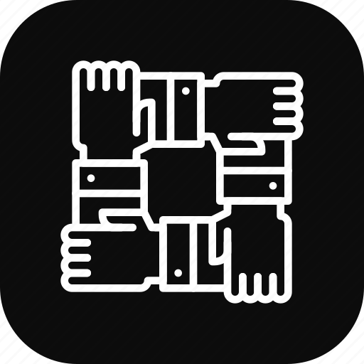 community, contract, deal, handshake, partnership, social, team icon