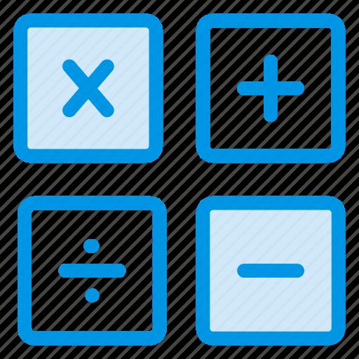 accounting, calculate, calculator, finance icon