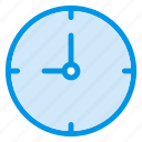 clock, timer, wallclock, watch icon