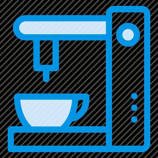 coffee, grinder, machine, maker icon