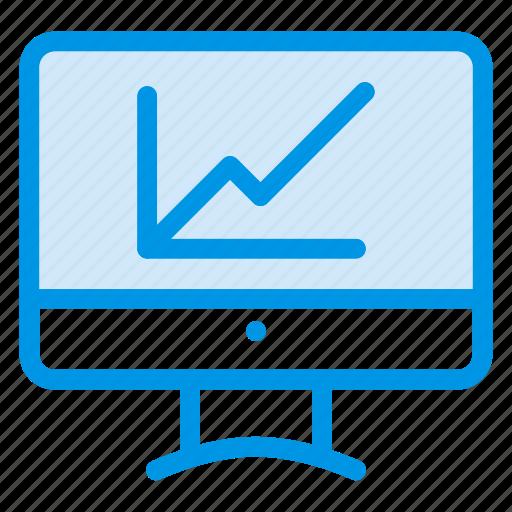 computer, display, mac, monitor icon