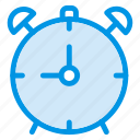 mobile, phone, alarm, alarmclock icon
