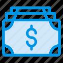 banking, cash, dollar, money icon