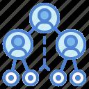 circles, connector, media, network, networking, social