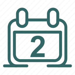 agenda, calender, date, schedule icon