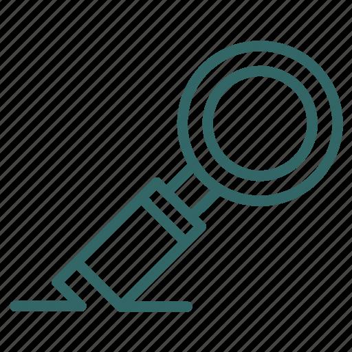 loop, mirror, office, smallword icon
