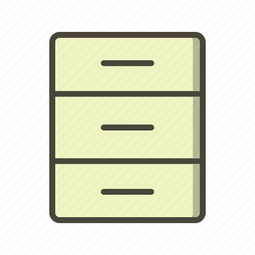 archive, catalogue, log icon