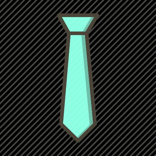 business, neck tie, tie icon