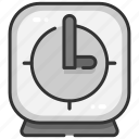 clock, hour, time, wait, waiting, watch icon