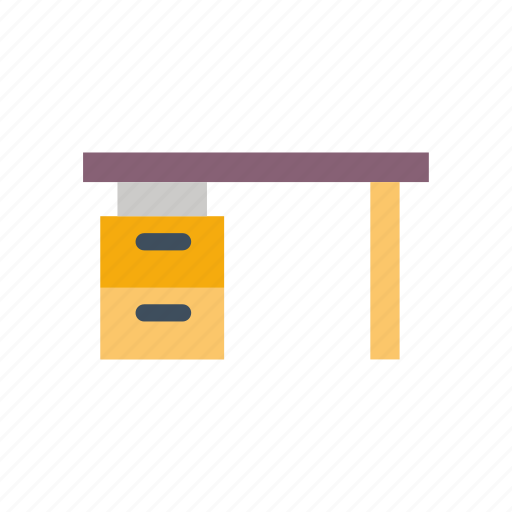 book, chair, clip, cup, mail, office icon