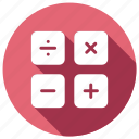 accounting, business, calculate, finance icon