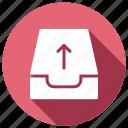 file, message, send, sent