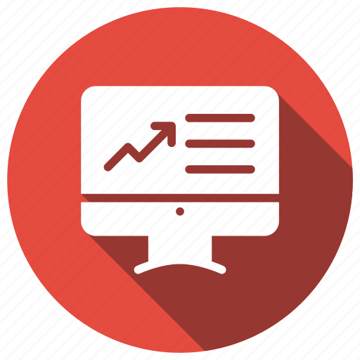 business, chart, onlineseoreport, reporting icon