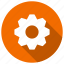cog, config, setting, tools icon