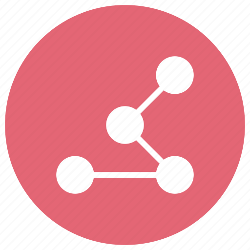 browser, communication, link, network icon