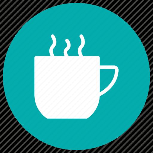 cup, drink, hot, tea icon