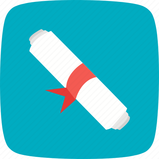 Document, paper, roll icon - Download on Iconfinder