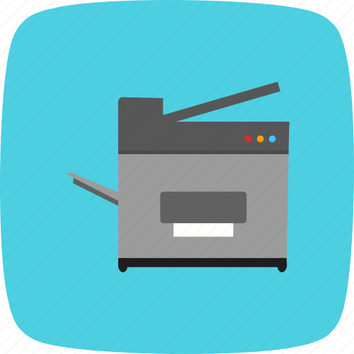 Copy, machine, photostat icon - Download on Iconfinder