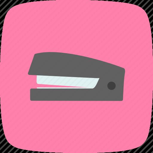 office, staple, stapler icon