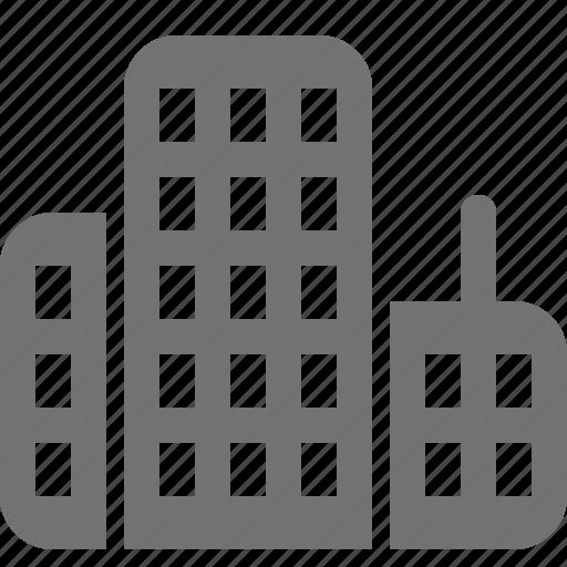 building, business, company, corporation, headquarters, office, skyscraper icon