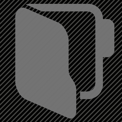 archive, case, cover, data, file, folder, office icon