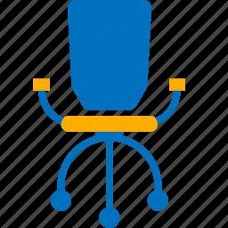 bowel movement, chair, seat, stool icon