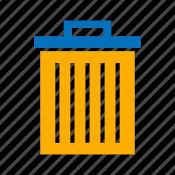 garbage, junk, refuse, rubbish, rubble, trash, waste icon