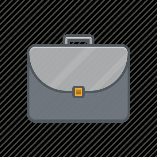 briefcase, briefcase icon icon