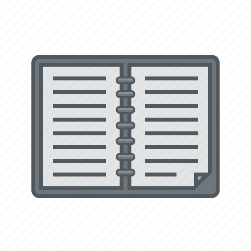 Diary, diary icon icon - Download on Iconfinder