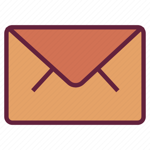 letter, mail, office, untitled icon