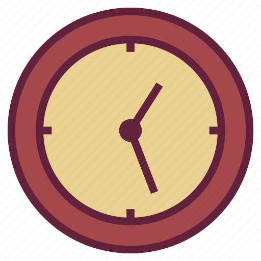 clock, office, time, untitled, watch icon